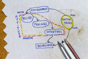 flowchart of emotions