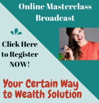 JOIN IN THE MASTERCLASS:  Choose the Time to Suit You